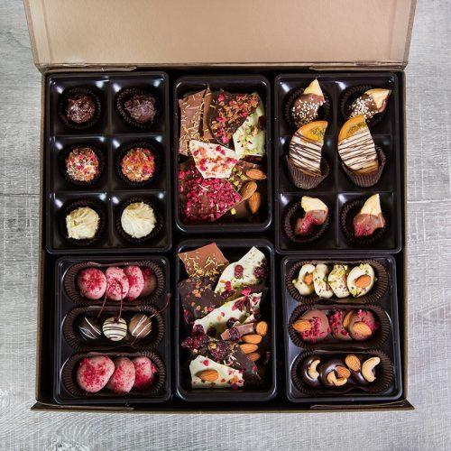 Шоколадное ассорти №900